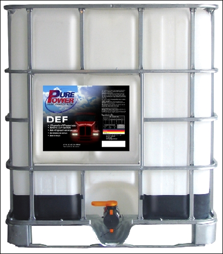 Pure Power DEF - 330 Gallon Tote